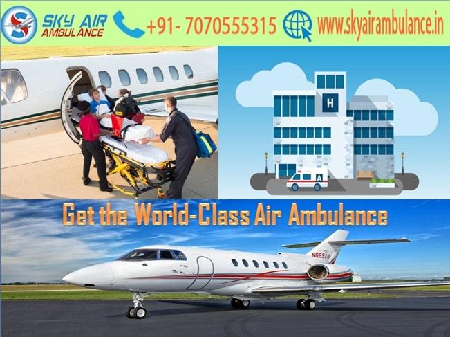 Book a Quick Air Ambulance Service in Chennai