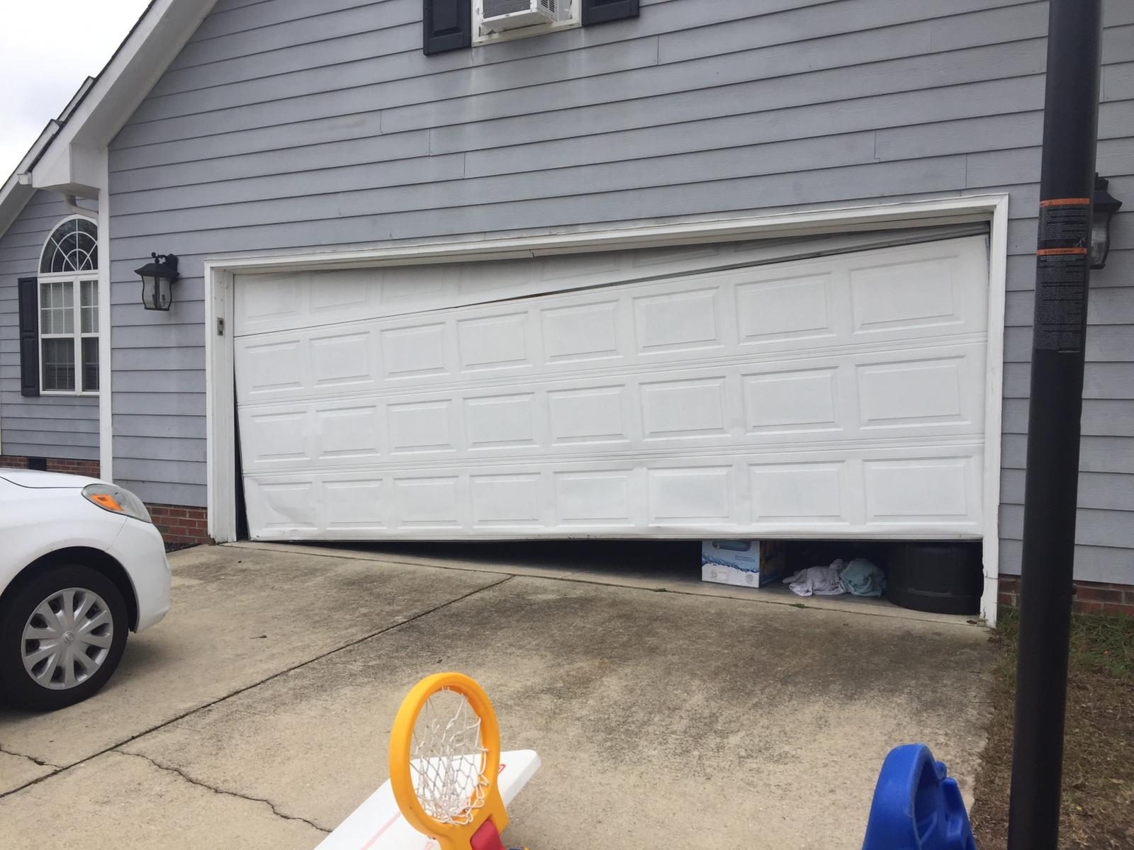 Garage Door Repair in North Carolina