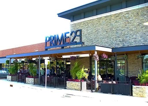 Restaurants on Orchard Lake Road West Bloomfield   Prime29 Steakhouse