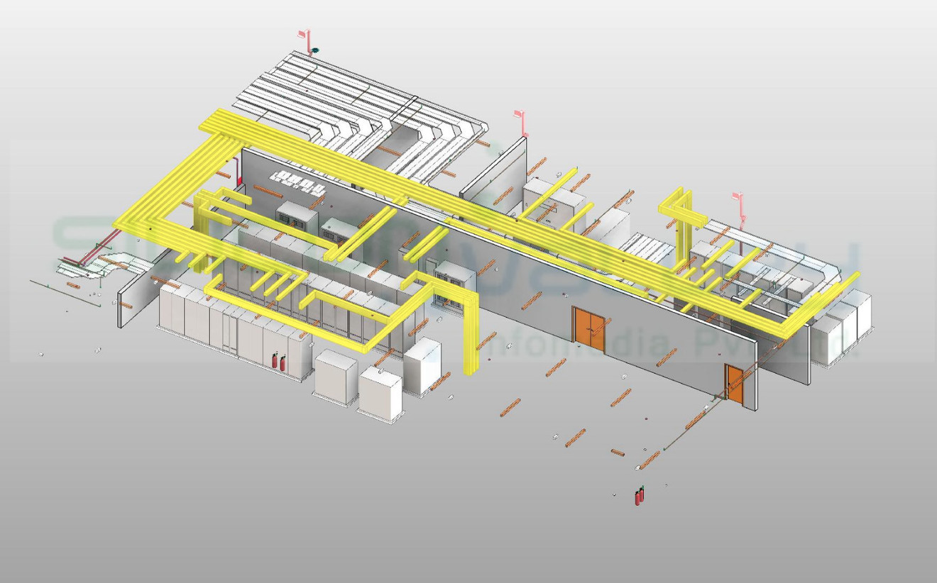 Building Information Modeling Services - Silicon Info