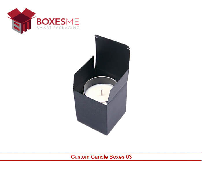Get Your Custom Candle Boxes Wholesale from us