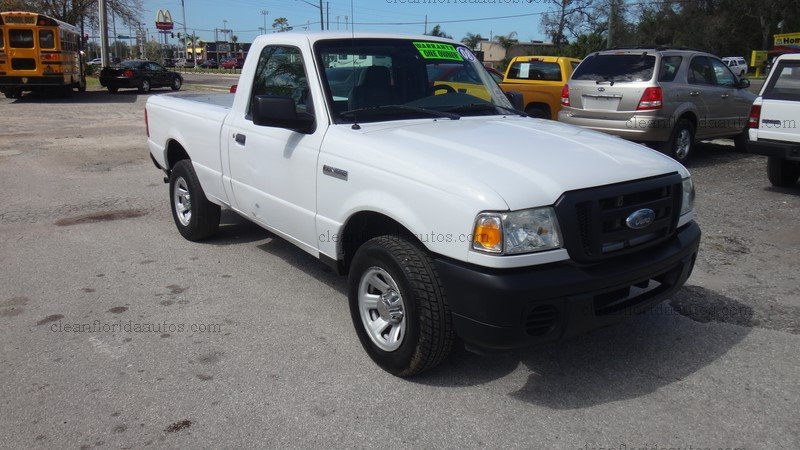2008 Ford Ranger XL- NEW Transmission- ICE COLD A/C