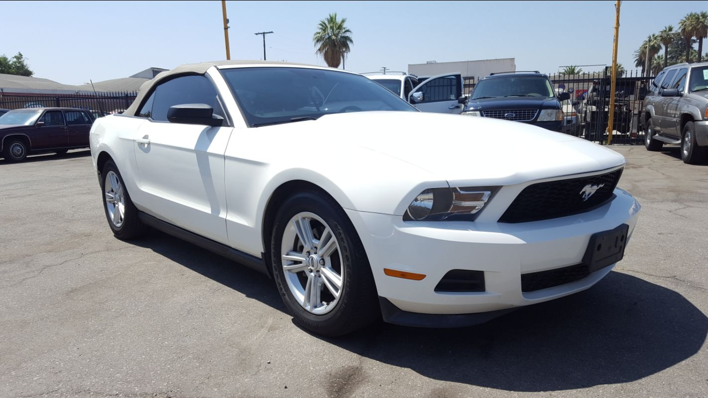 2012 Ford Mustang for Sale ***Easy & Fast Financing***