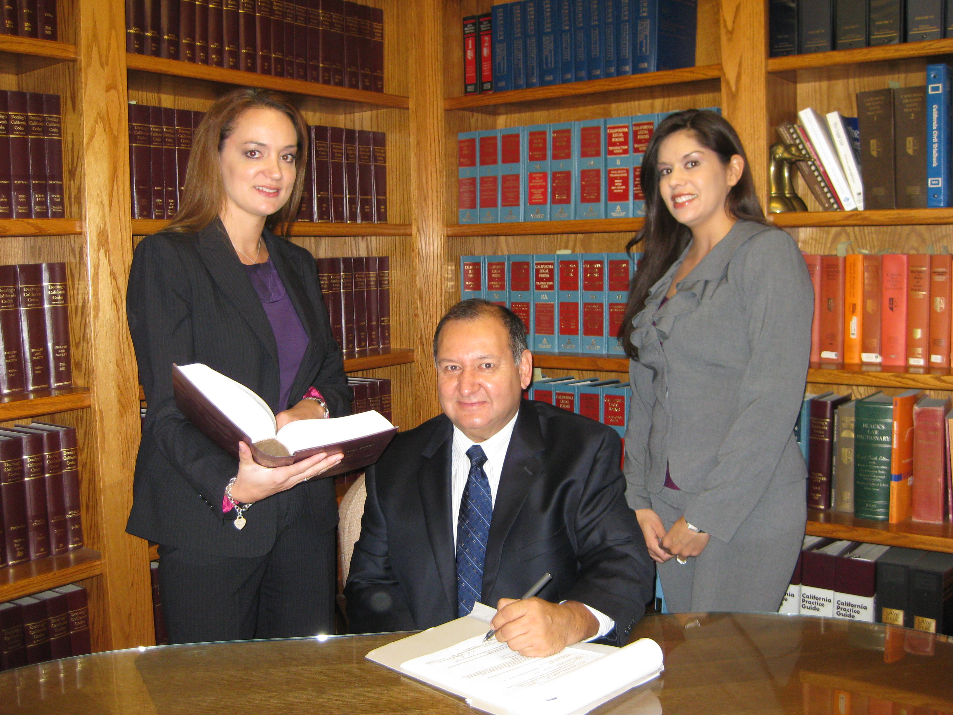 Legal Assistance by an Attorney with 40 years Experience