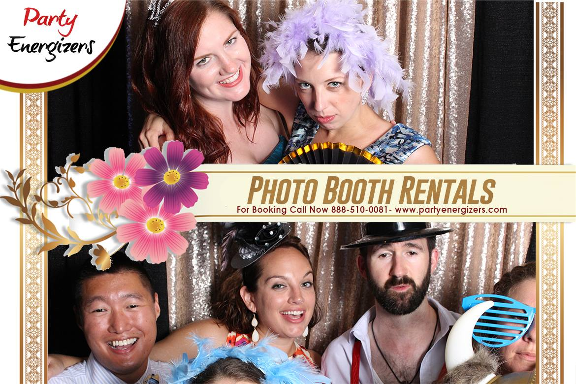 Photo Booth Services at 50% Off – Reserve Your Date with Party Energizers