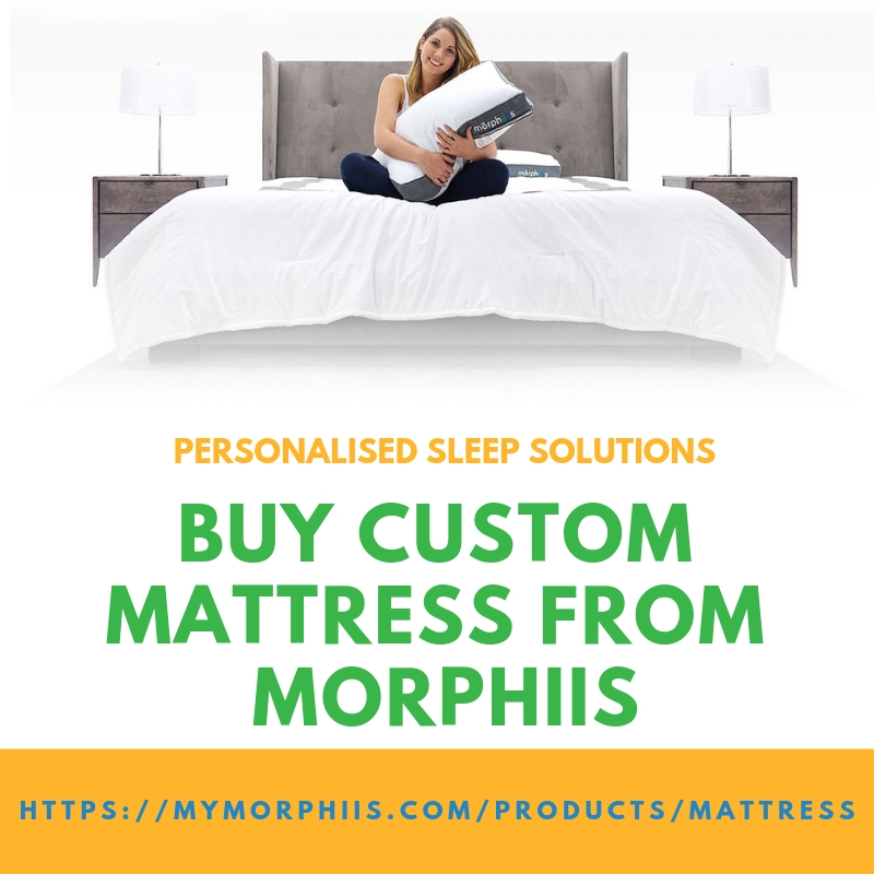 Buy Custom Mattress from Morphiis