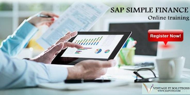 SAP S4 HANA Finance   SAP Simple Finance Online Training USA