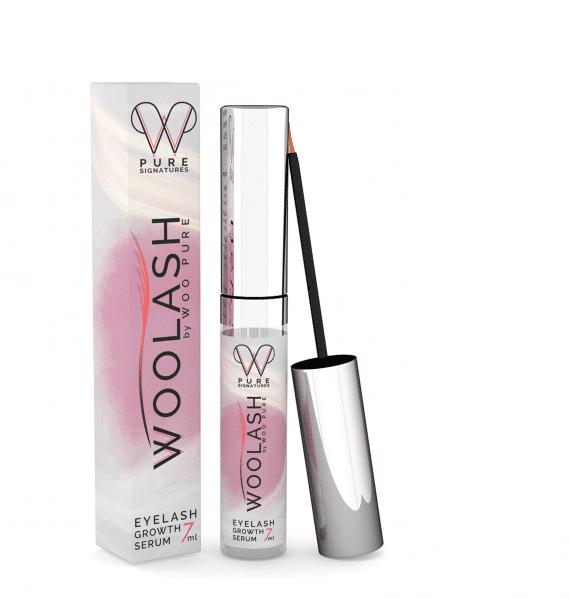 Woolash Reviews | Eyelash Growth Serum Woolash