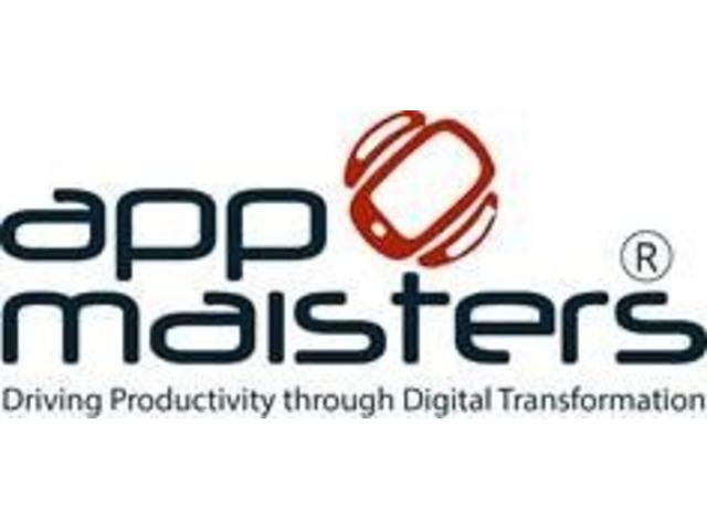 Top Best iPhone Application Development-App Maisters Inc.