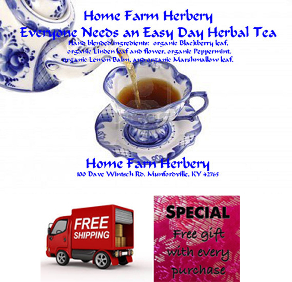 order Everyone Needs an Easy Day Herbal Tea now, Free SH & gift