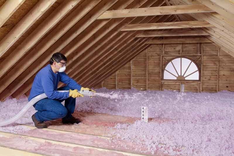 Hire Prominent Attic Insulation Contractors At Best Price, Call @ 8007741740