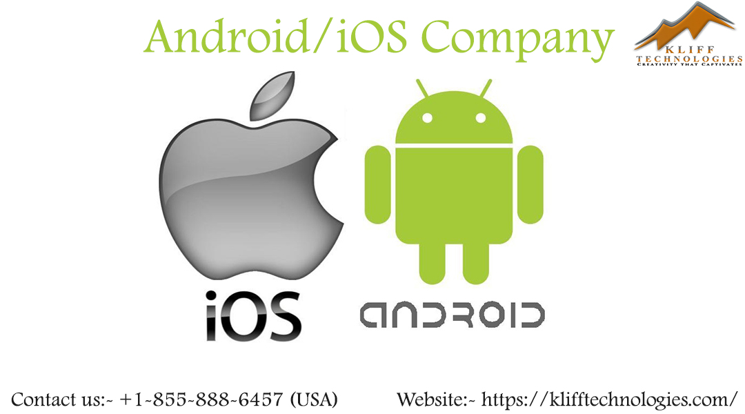 Android/iOS company in Richmond city.