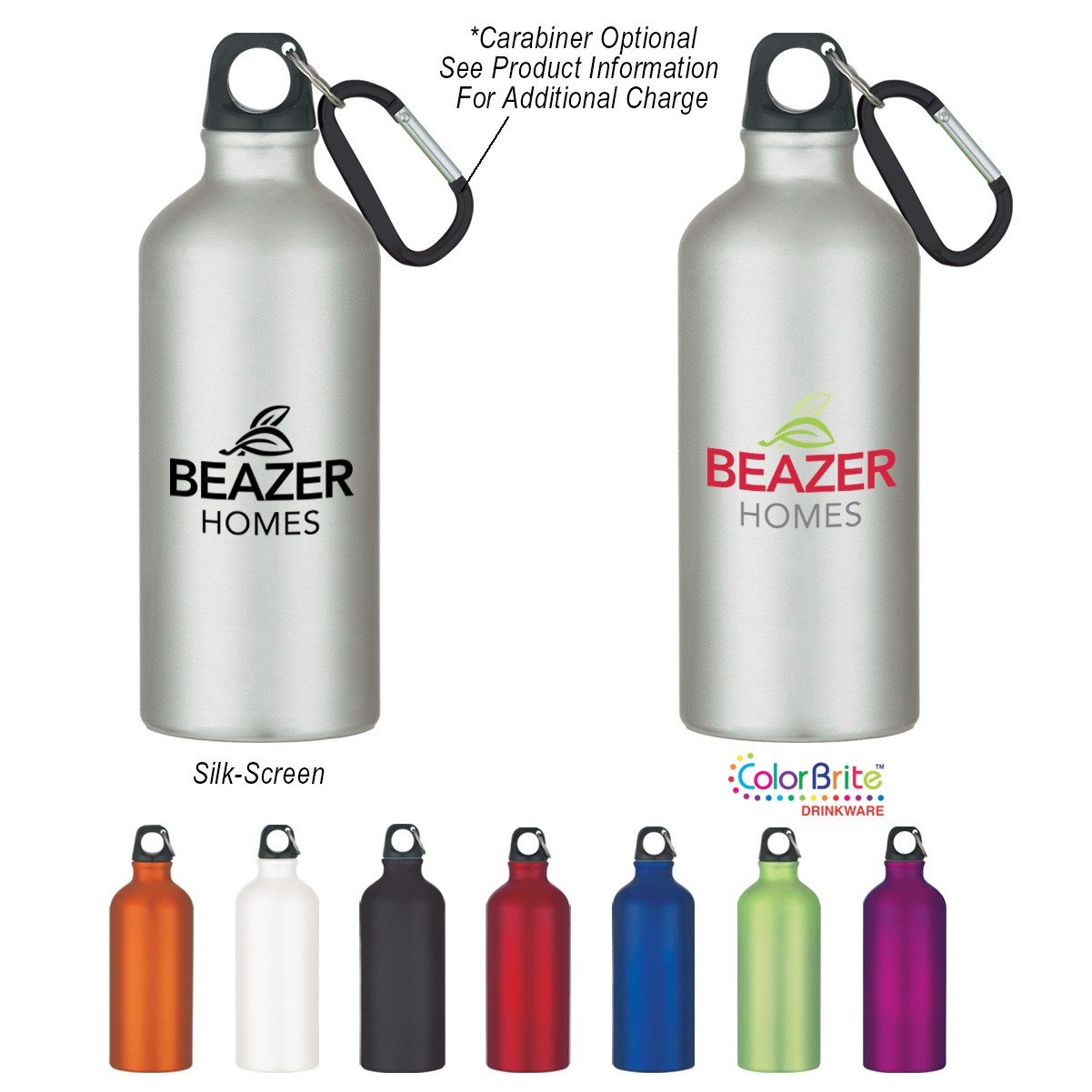 Find Screen Printed Water Bottles at Low Cost