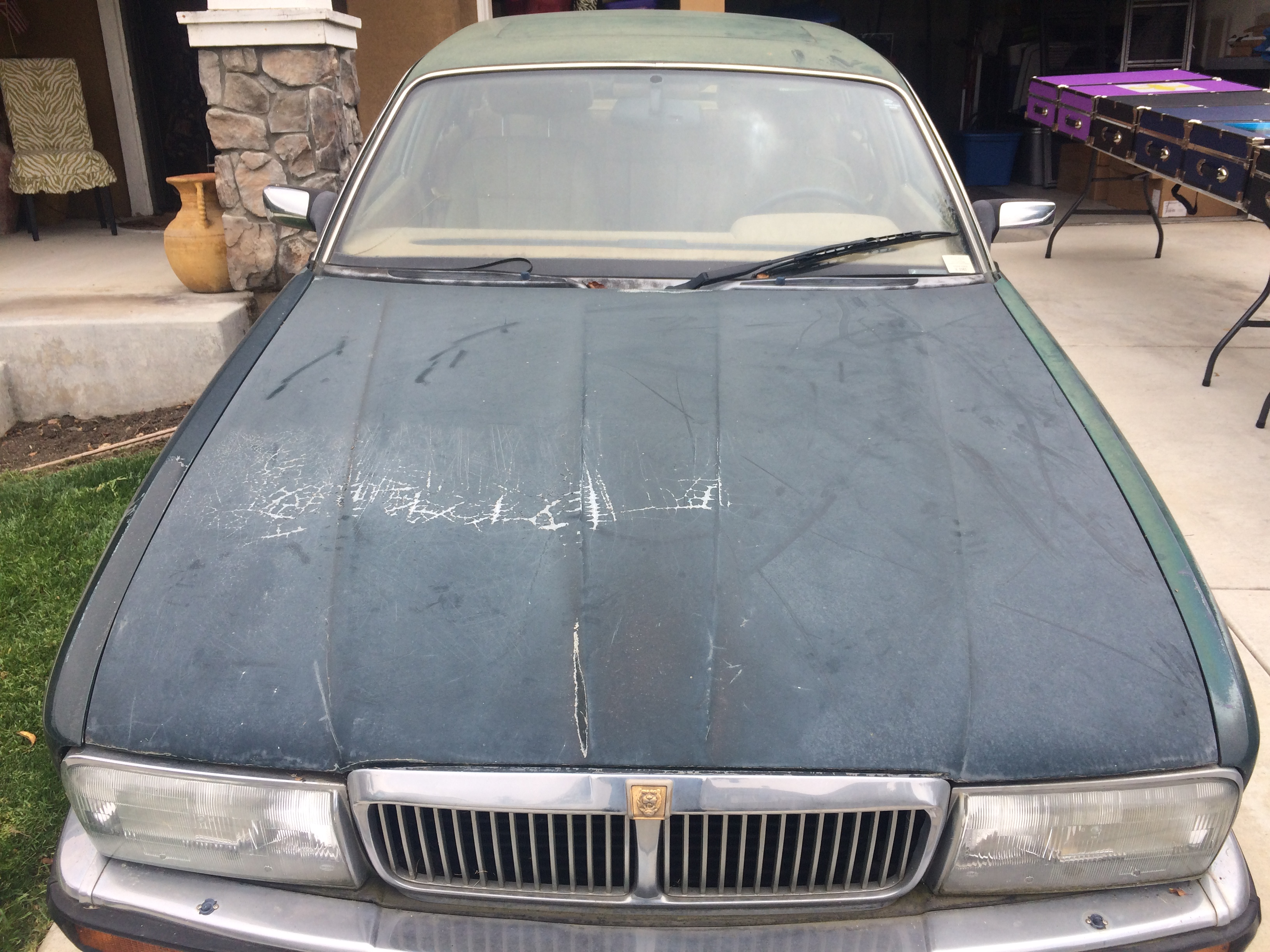 94 Jaguar needs work & smog