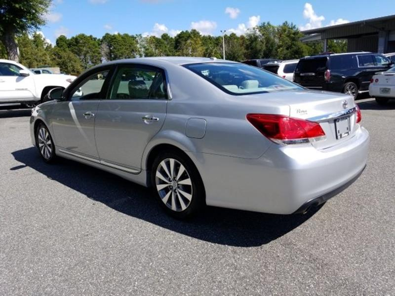 2011 TOYOTA AVALON FOR SALE
