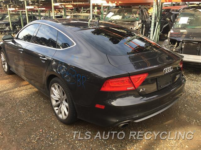 Used Parts for Audi A7 AUDI - 2012 - 901.AU1R12 - Stock# 8653BR