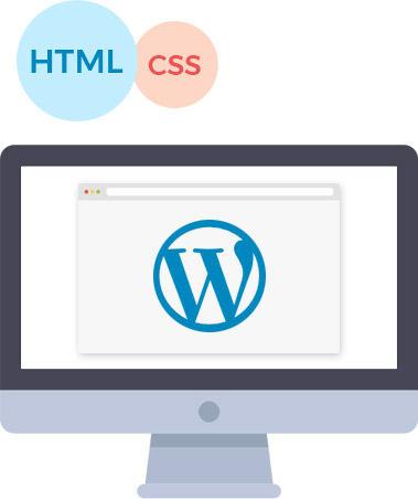 A trusted company for converting HTML CSS website to WordPress theme