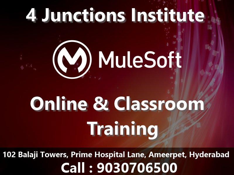 Mulesoft offline / online training