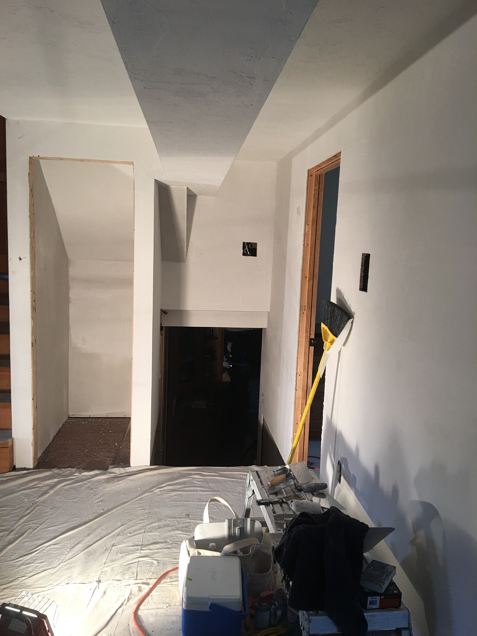 Sheetrock/Plaster Board, Skim Coat Plastering & Painting