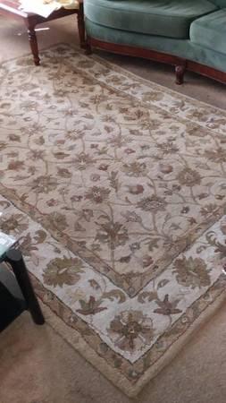Persian area rug