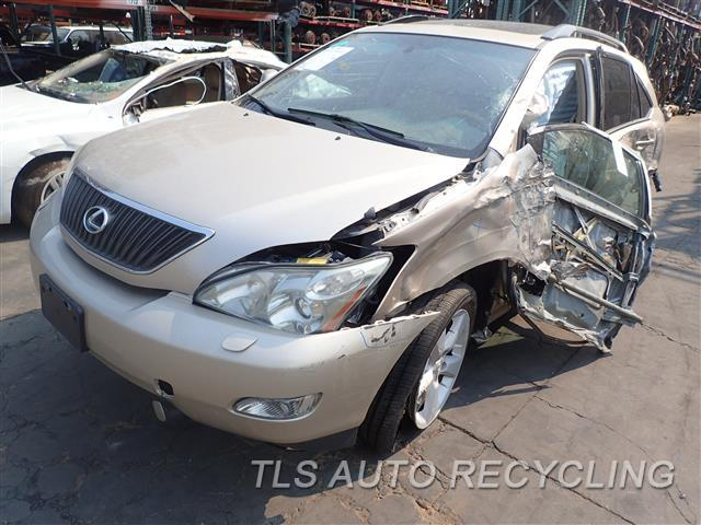 Used Parts for Lexus RX350 - 2007 - 901.LE1607 - Stock# 8426BL