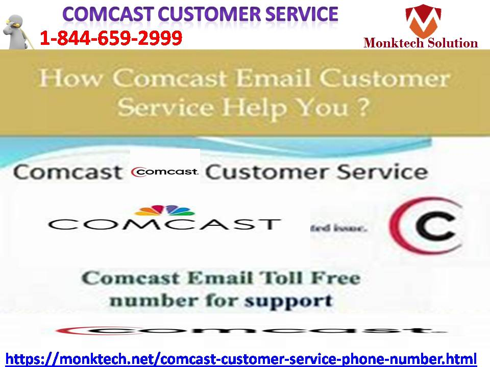 Get the best Comcast package at Comcast customer service 1844-659-2999