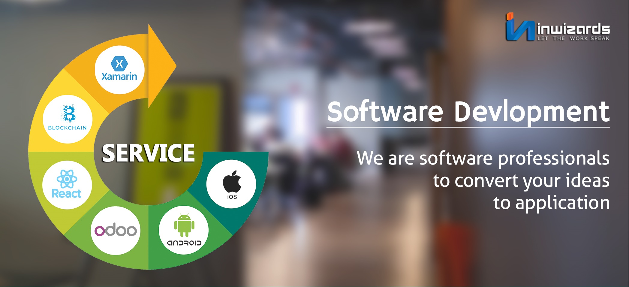 Inwizards software - Web and ios , Android , xamarin Mobile app development company