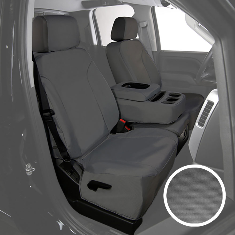 Ford F-450 Ballistic Custom Seat Covers