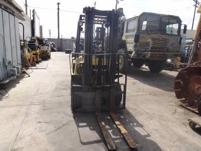 1992 HYSTER H40XL FORKLIFT PROPANE
