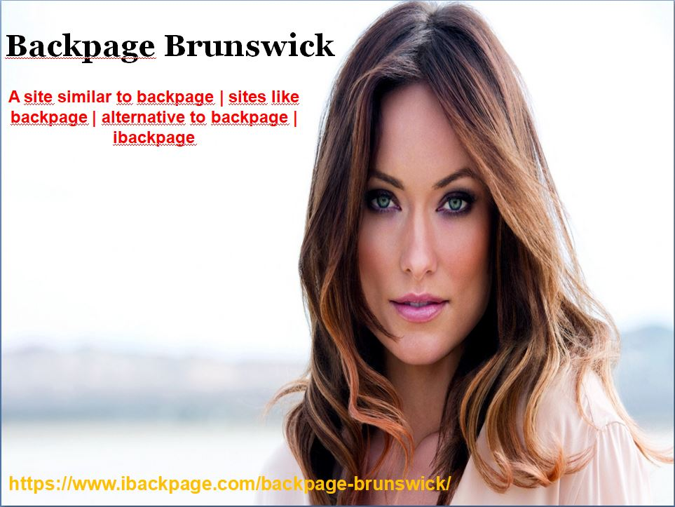 Backpage Brunswick | Alternative to backpage