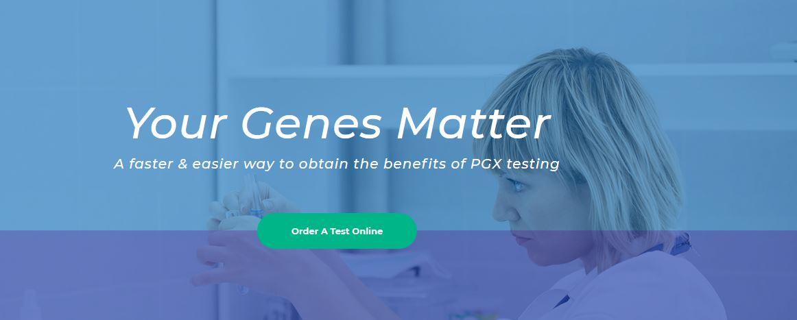 Genetic test company