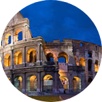 Skip the line, Guided tours, airport pickup, shopping, etc. in Rome Italy.