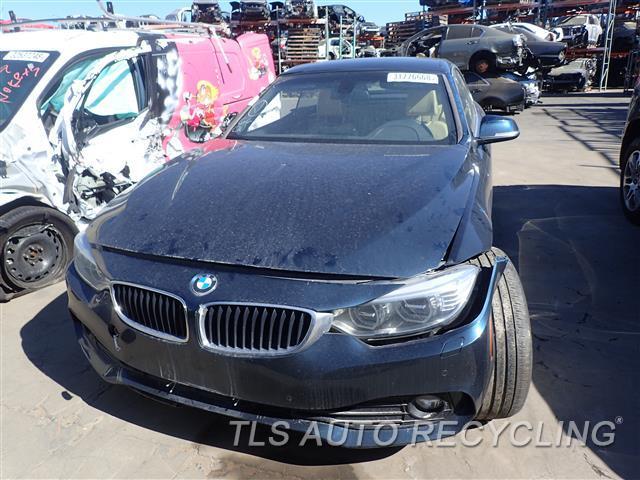 Used Parts for BMW 428I BMW - 2015 - 901.BM1U15 - Stock# 8383BR