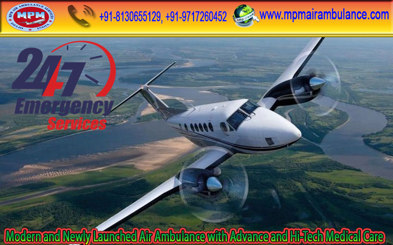 Special Care at affordable rate by MPM Air Ambulance Service in Chennai