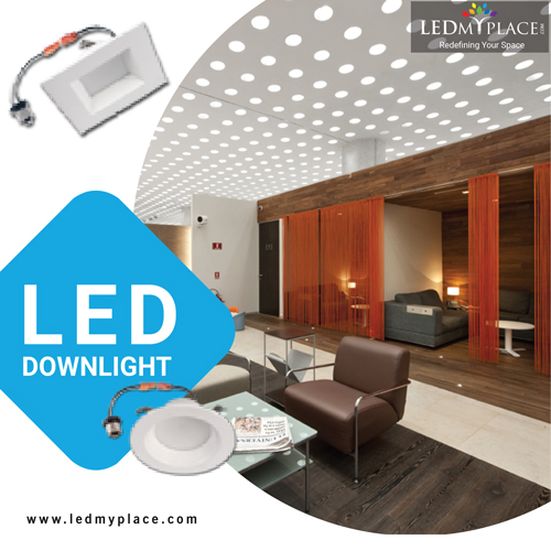 Buy Now, Energy Efficient LED  Downlights For your Living Spaces.