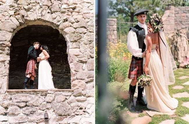 Bride Scottish Wedding Gifts Online | Kilt Rental USA