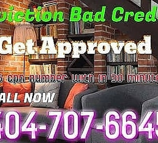 404-707-6645 BAD CR3DIT EVICTION GET APPROVED $75 CPN NUMBERS
