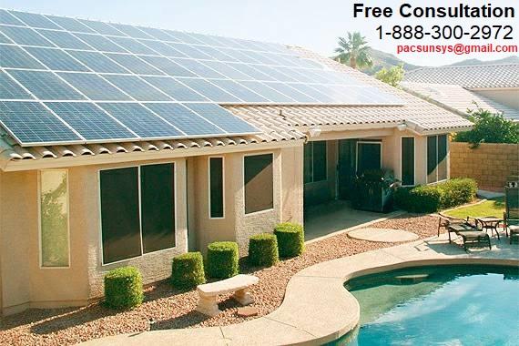 Go Solar with $0 Down