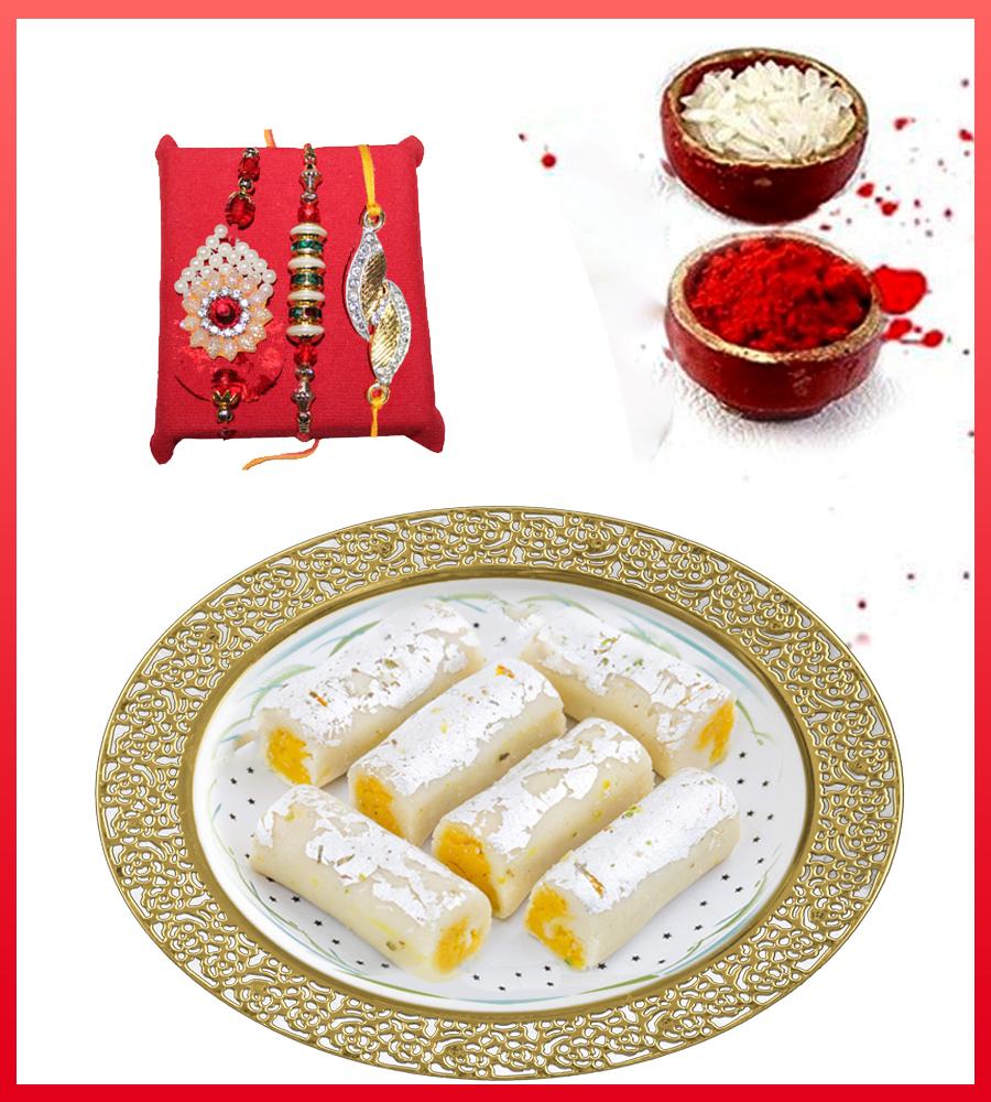 Send Rakhi Gift Online to India and Worldwide