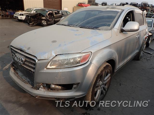 Used Parts for Audi Q7 AUDI - 2007 - 901.AU1507 - Stock# 8443RD
