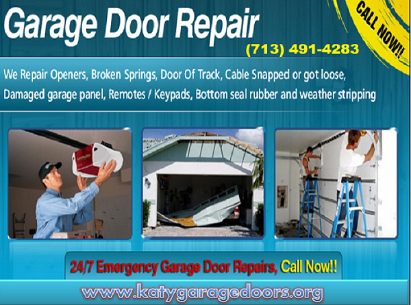 Immediately Response on Garage Door Repair ($25.95) 77450, TX