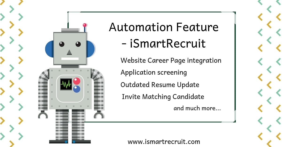 Automation in Recruiting – iSmartRecruit