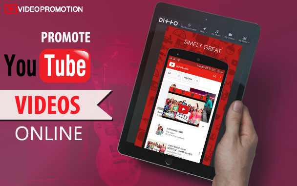 Promote YouTube Videos Online To Improve Your Brand Identity