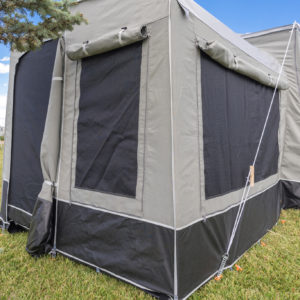 RV Awning Extensions by Xtend Outdoors