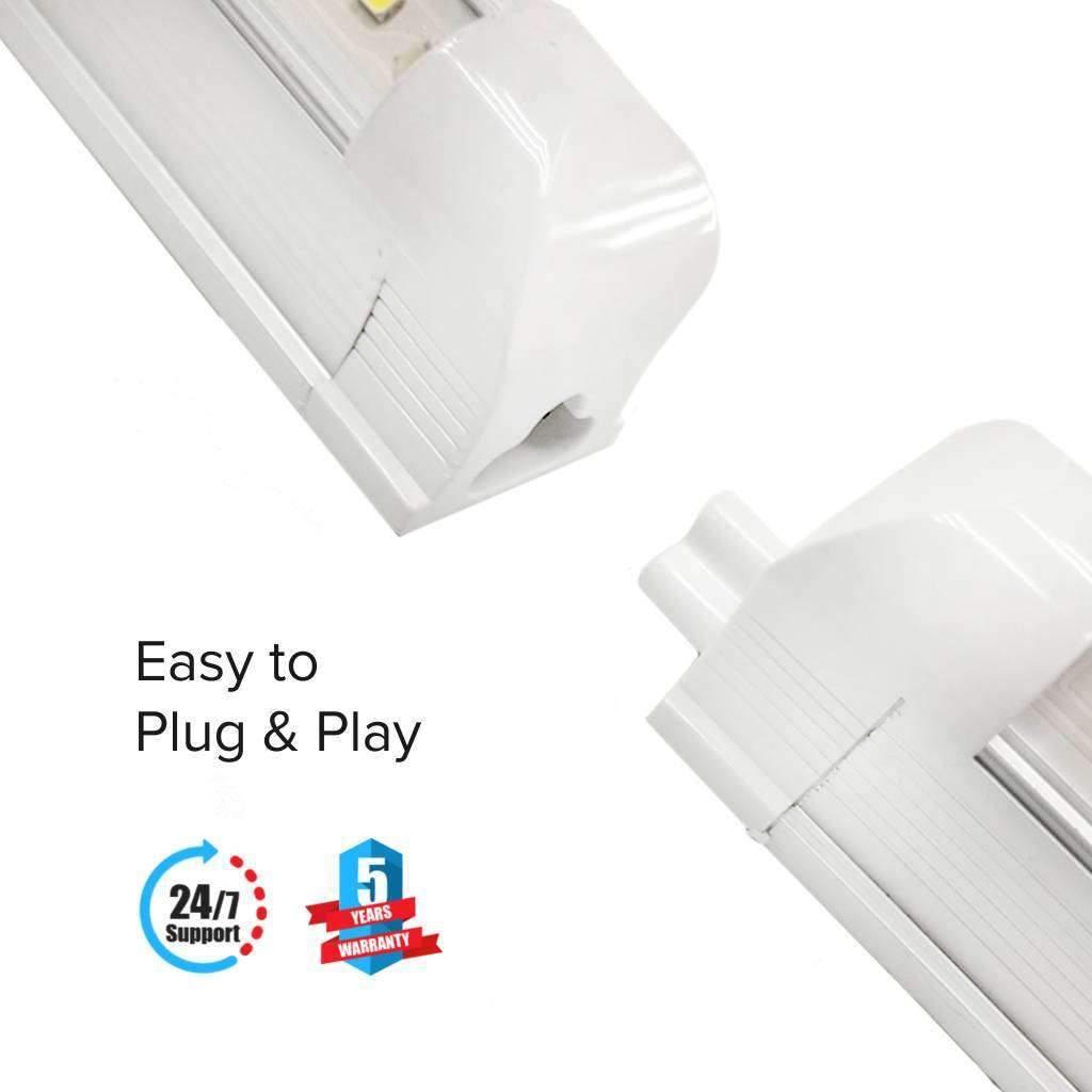 [$25.99] T8 8ft V SHAPED LED TUBE || EASY TO INSTALL || ENERGY SAVER || ECO FRIENDLY ||