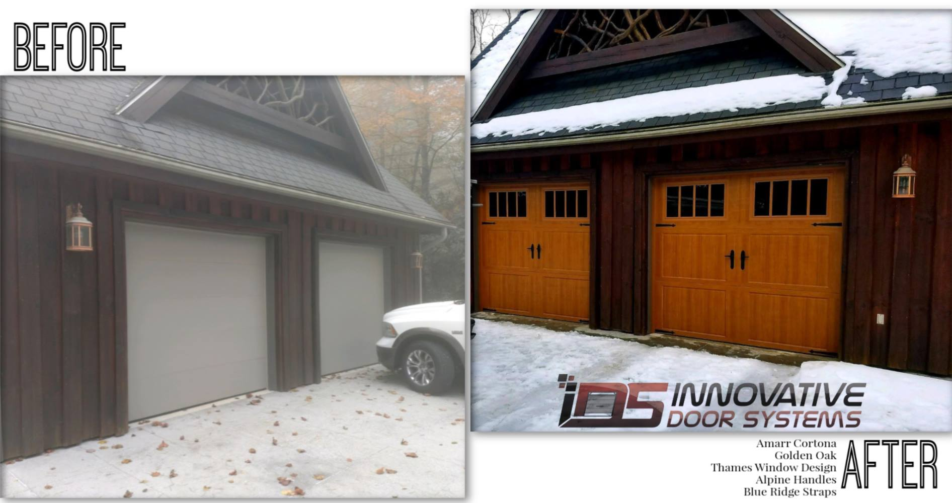 Fully Licensed, and Bonded Garage Door Services