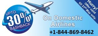 50% Discount on Flight Tickets Call Now: +1-844-869-8462