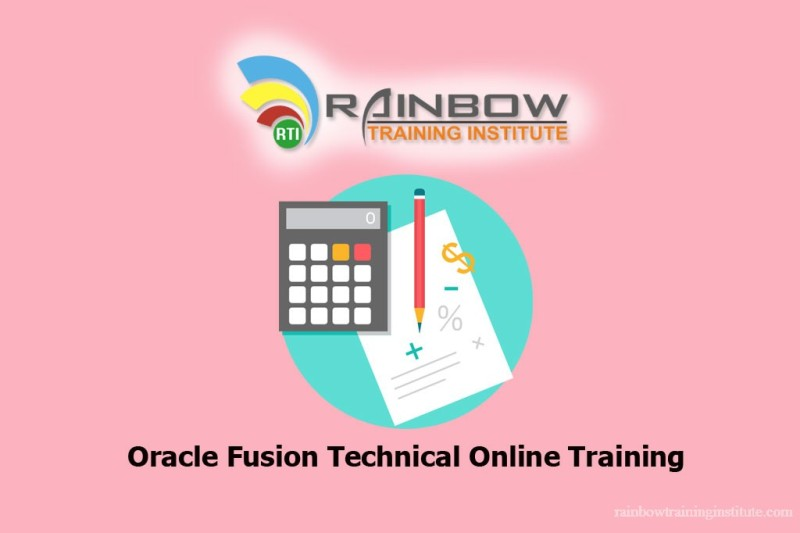 Oracle Fusion Technical Training | Oracle Fusion Technical Online Training
