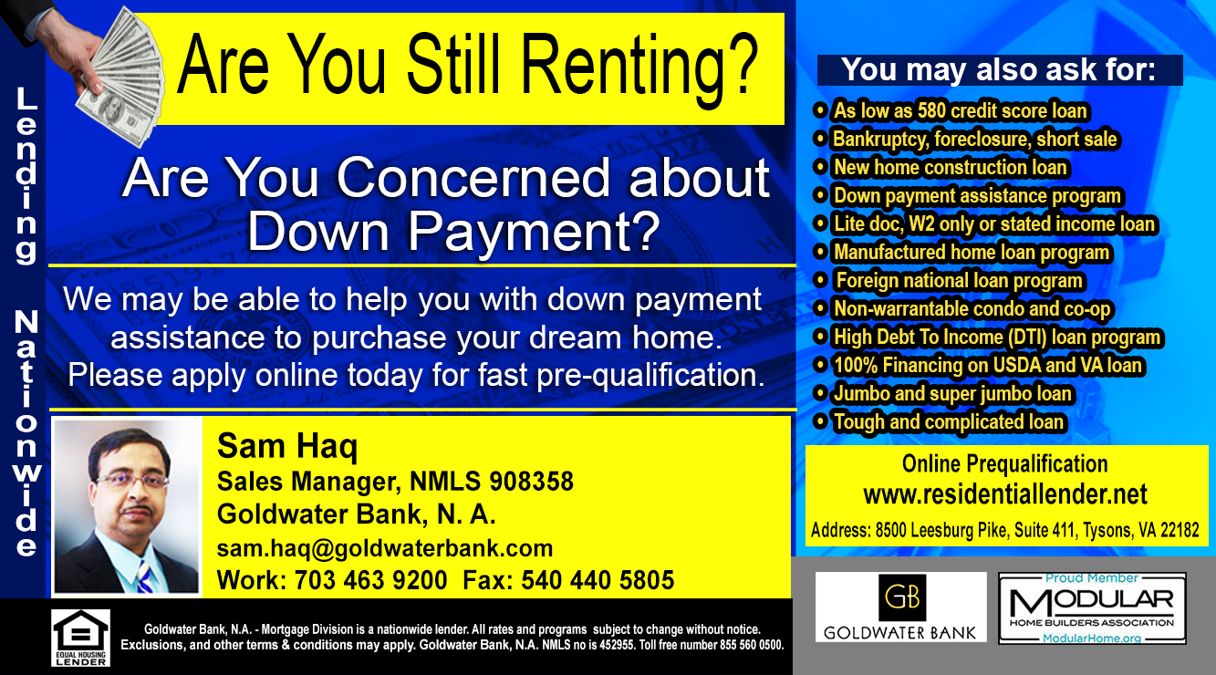 ARE YOU STILL RENTING?