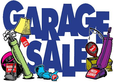 Multi-family Garage Sale in Concord - Sat. 7/28 - 8:30 am to noon